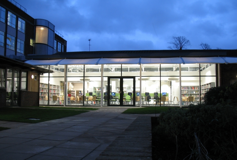 Independent Learning Centre, Esher College